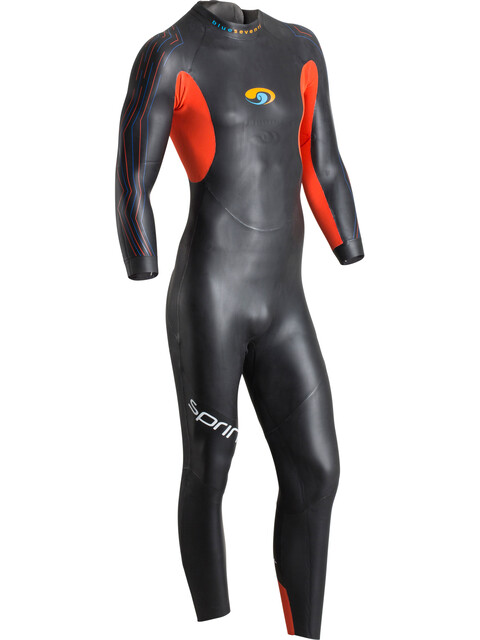 blueseventy Sprint Heren zwart